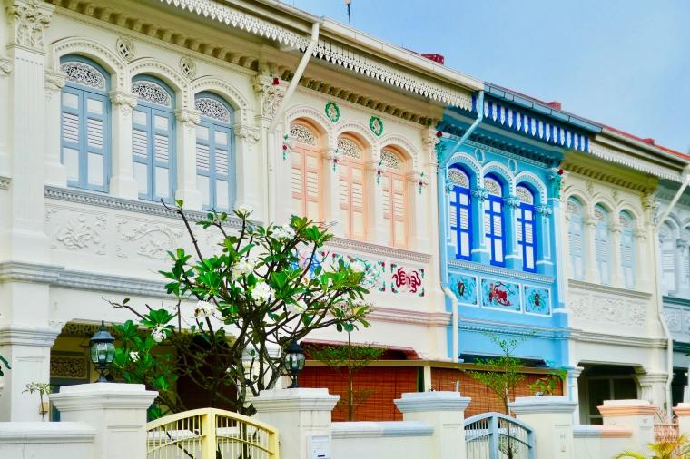 Peranakan house