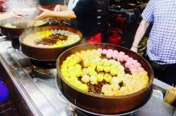 Dumplings, Jalan Alor